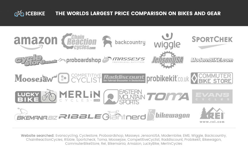 The worlds largest price comparison on bikes and gear.
