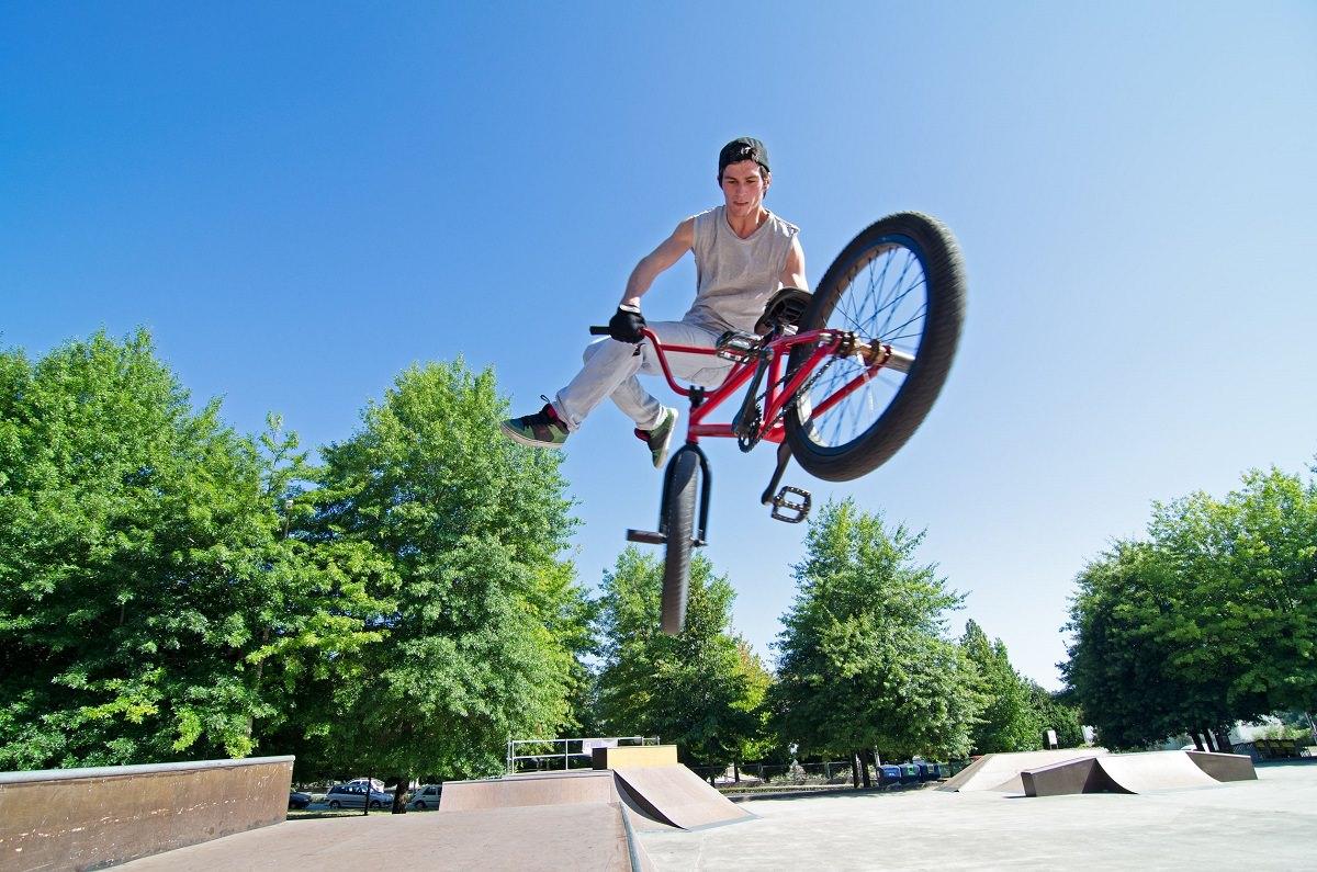 6 Things That Make Bmx Bikes The Perfect Trick Bikes