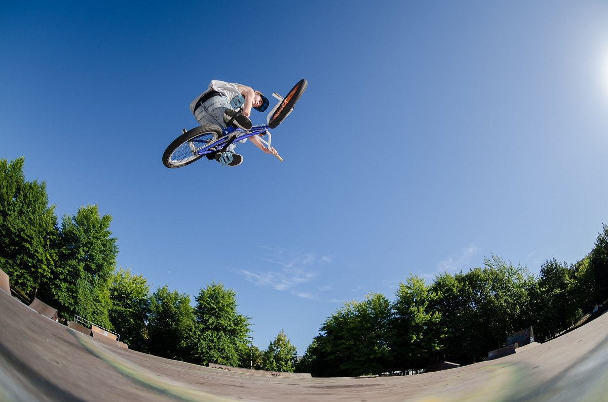6 Things That Make Bmx Bikes The Perfect Trick Bikes