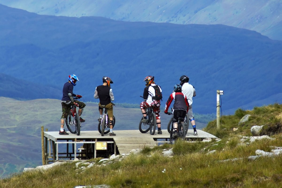 BMX riders meetup