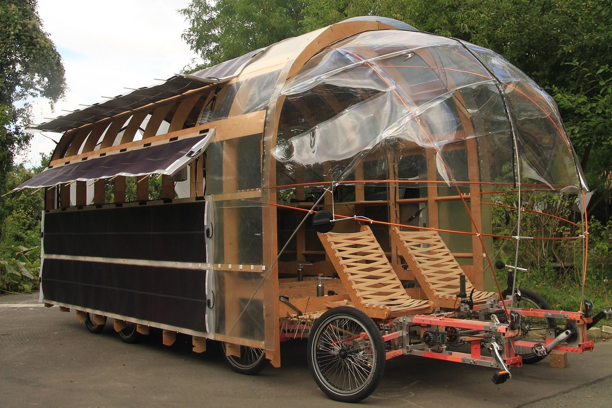 8rad biggest cargo bike