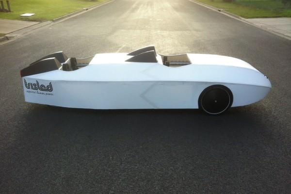 Here Is the 4 Person Velomobile You've Never Heard Of