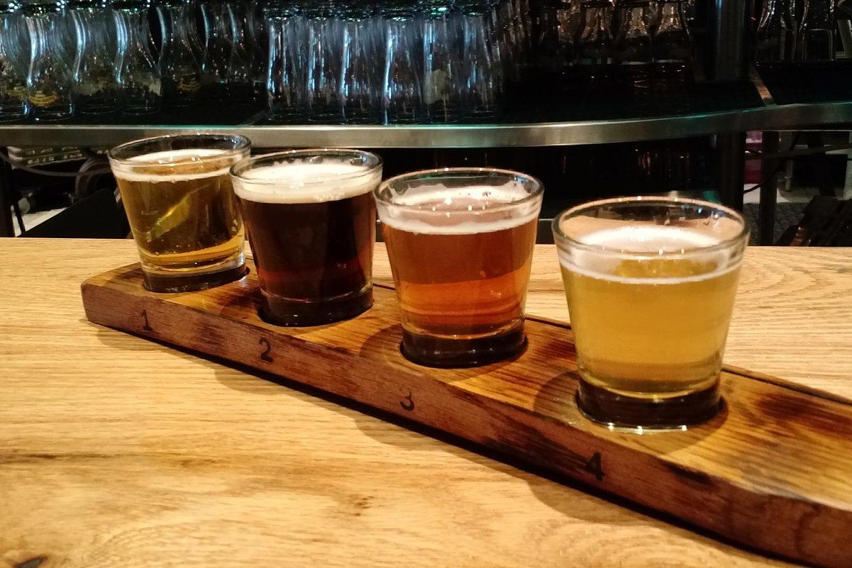 4 types of craft beer