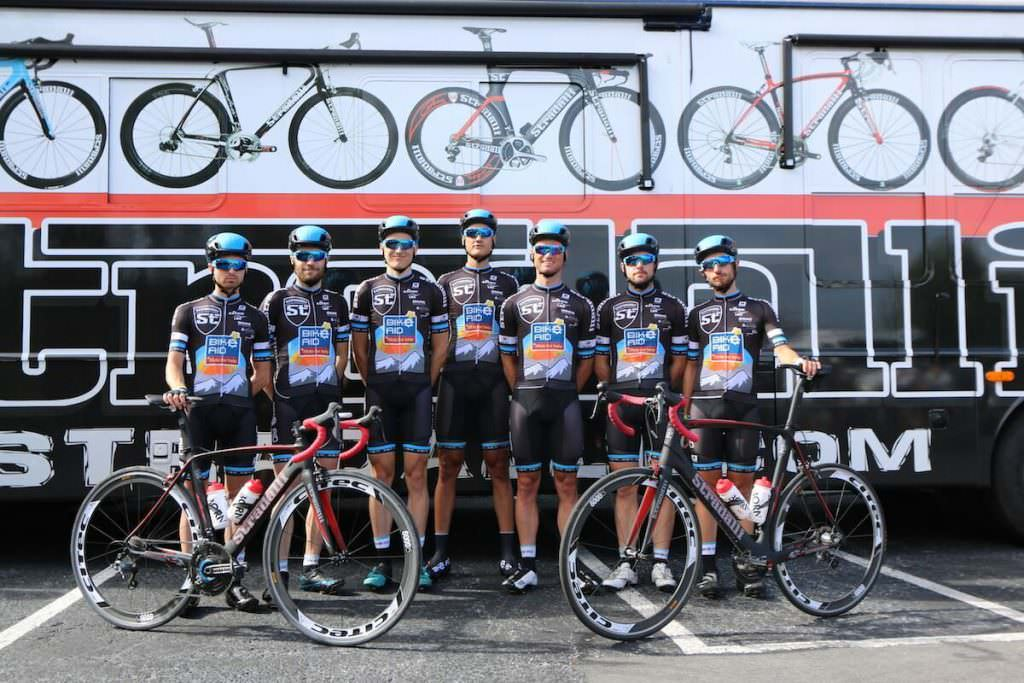 Stradalli bike team