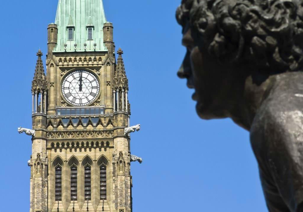 Ottawa Canada, Terry Fox statue