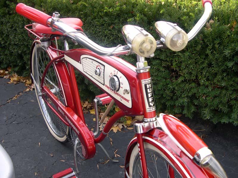 Huffy Radio Bicycle