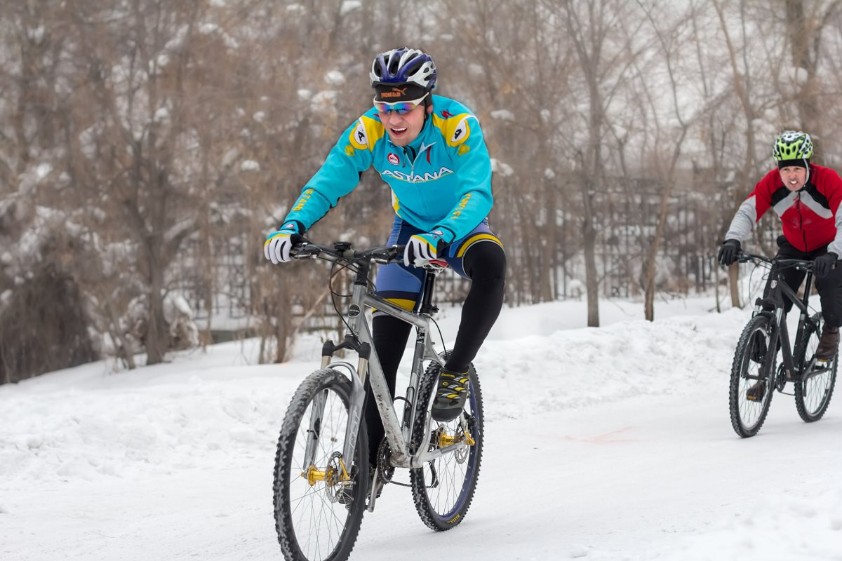 Winter in cycling what to wear