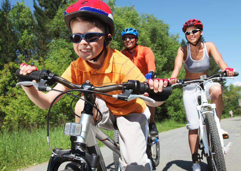 how to ride a moutain bike for kids