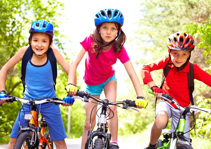Bikes To Buy For Kids Children on bikes