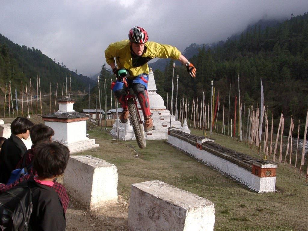 Kris Holm, Bhutan