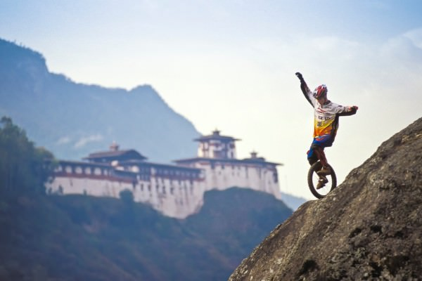 Kris Holm – The World's Leading Mountain Unicyclist