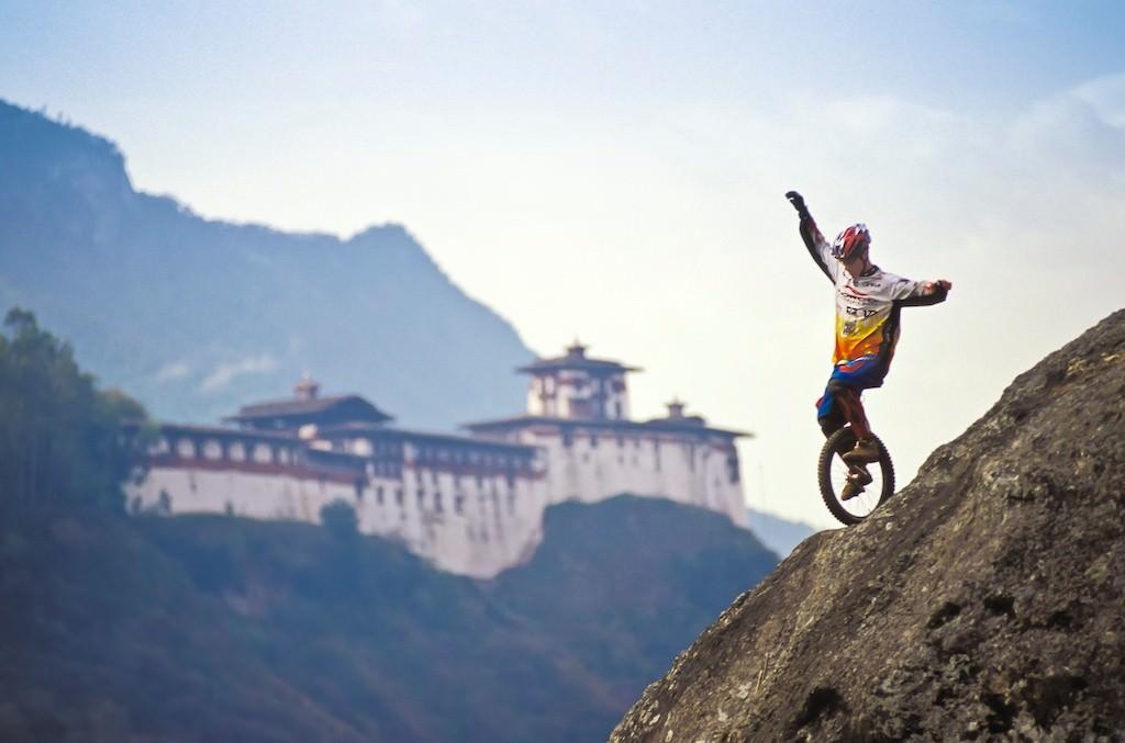 Kris Holm, mountain in Bhutan