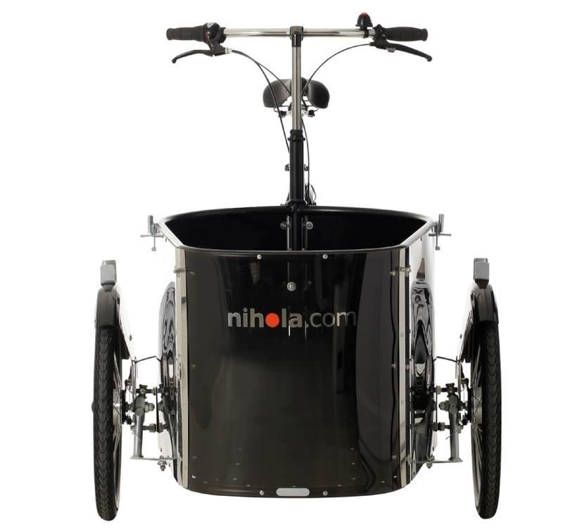 The Nihola Family cargo bike