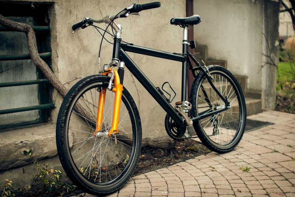 Nice mountain bike