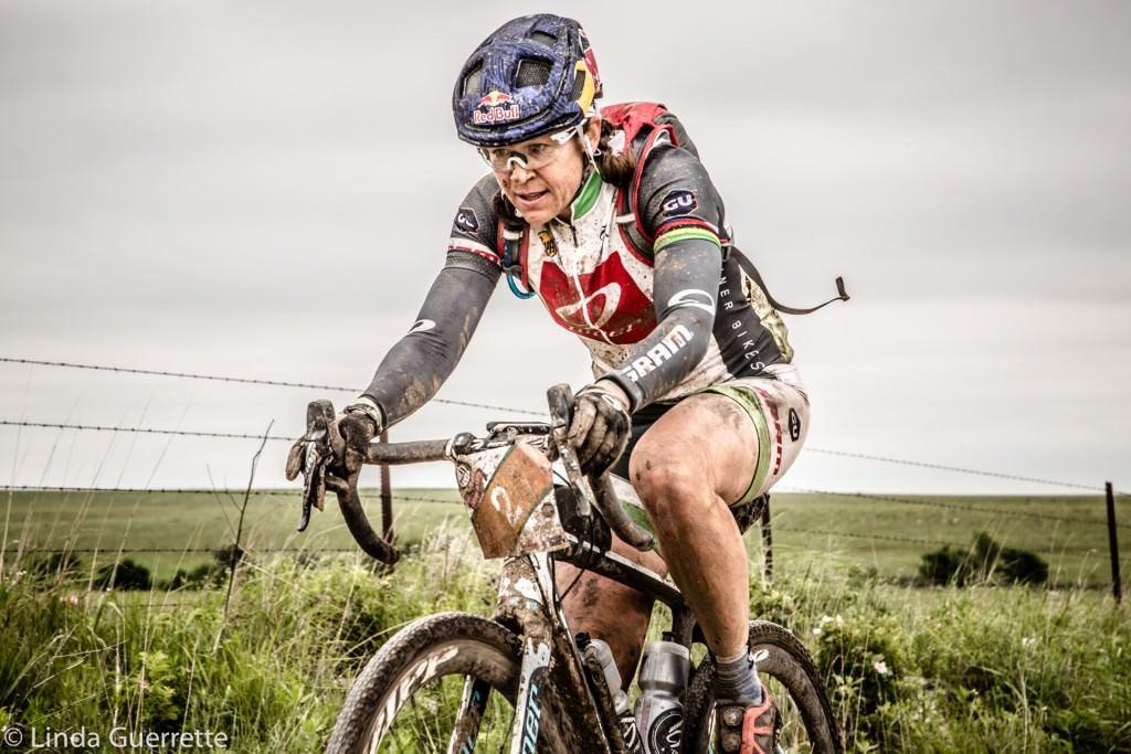 Muddy cross racing