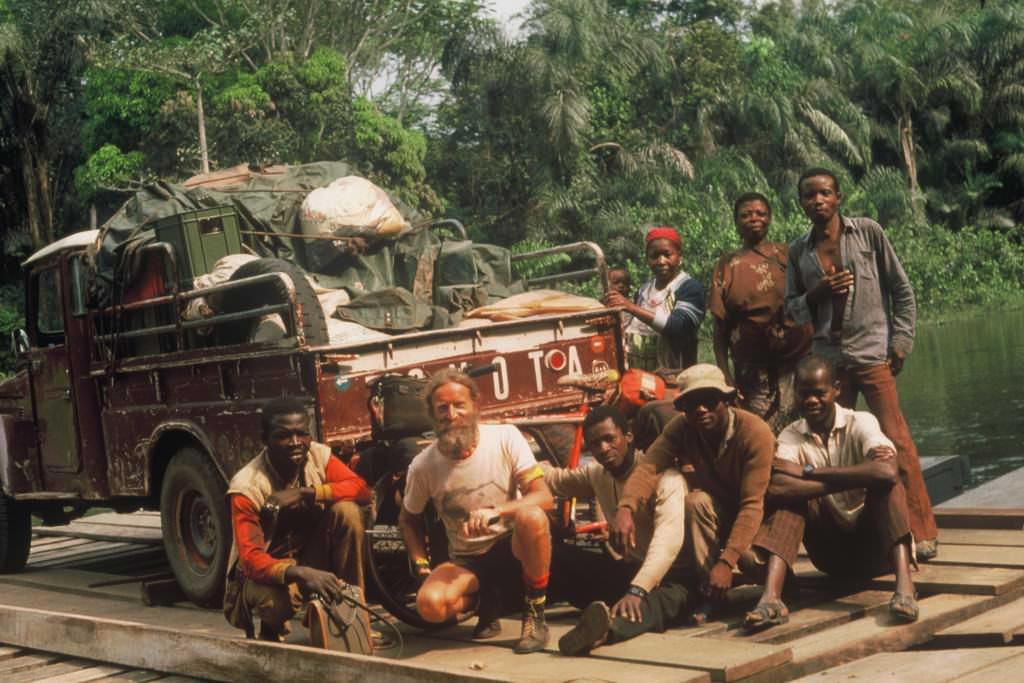 Tilmann Waldthaler jungle group