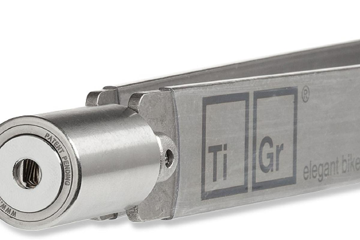 "TiGr Lock Titanium Lock - 1.25"" x 24"""
