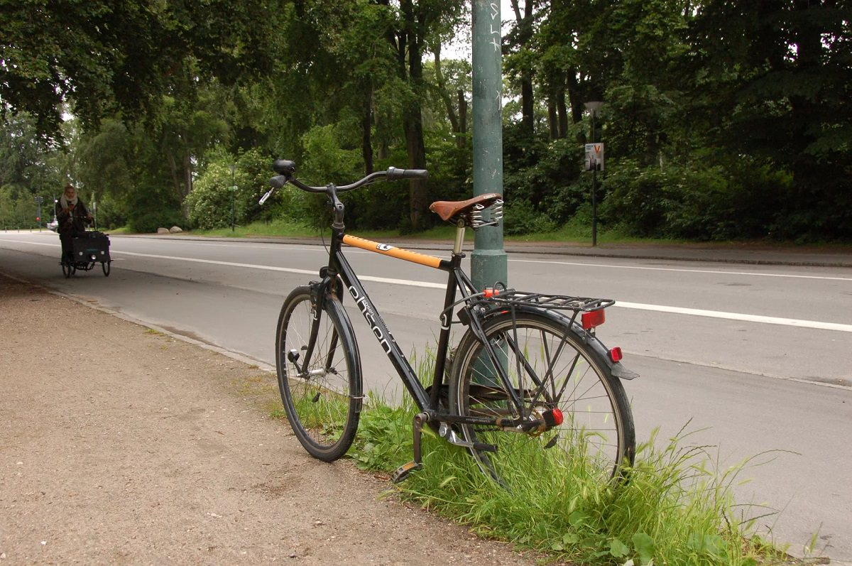 Donkey Republic bike