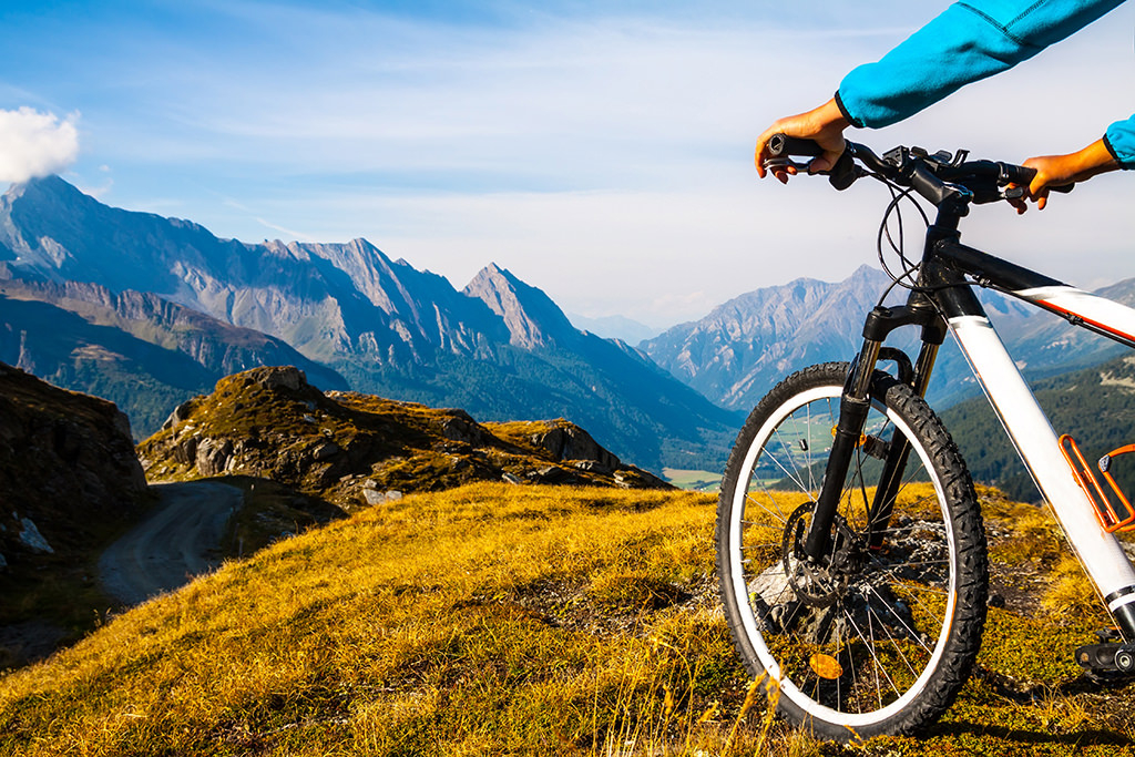 MTB in the nature