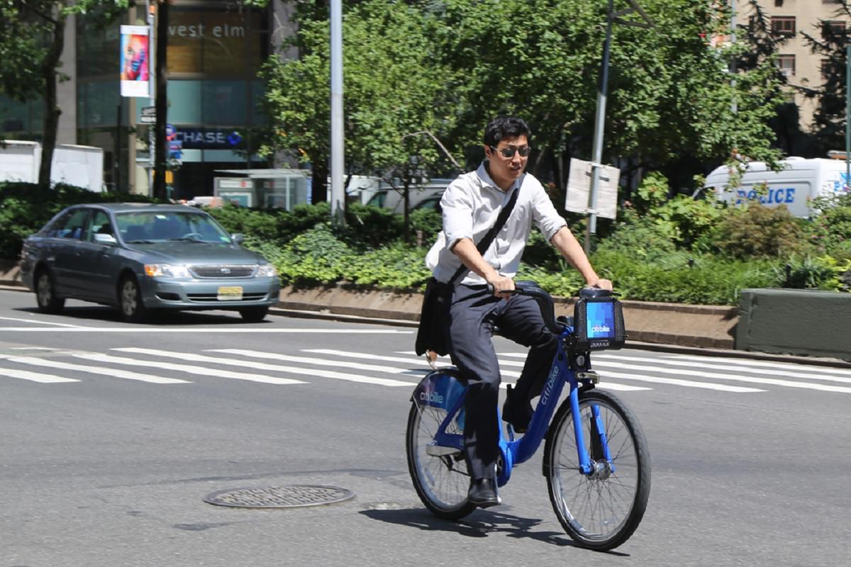 New York bike sharing