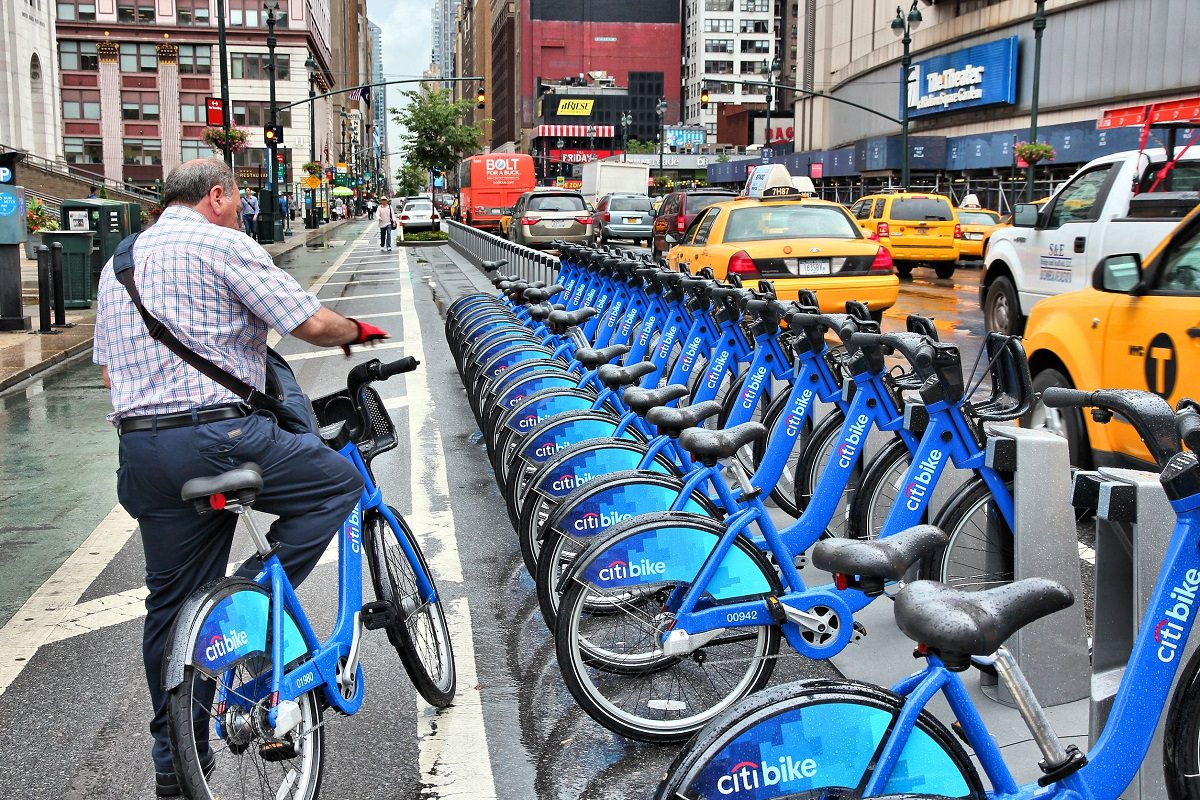 The world 39 s surprising top 8 bike share programs for Motorized wheelchair rental nyc
