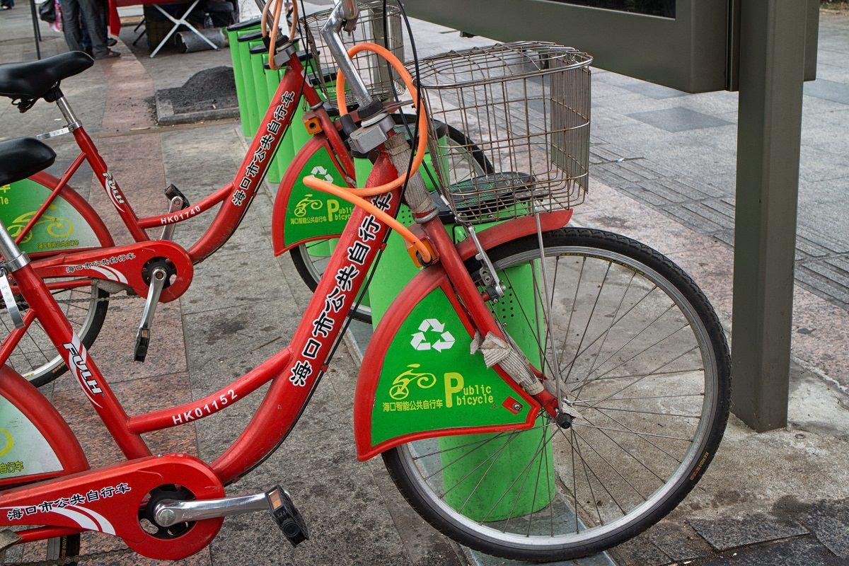 Taiyuan bike sharing