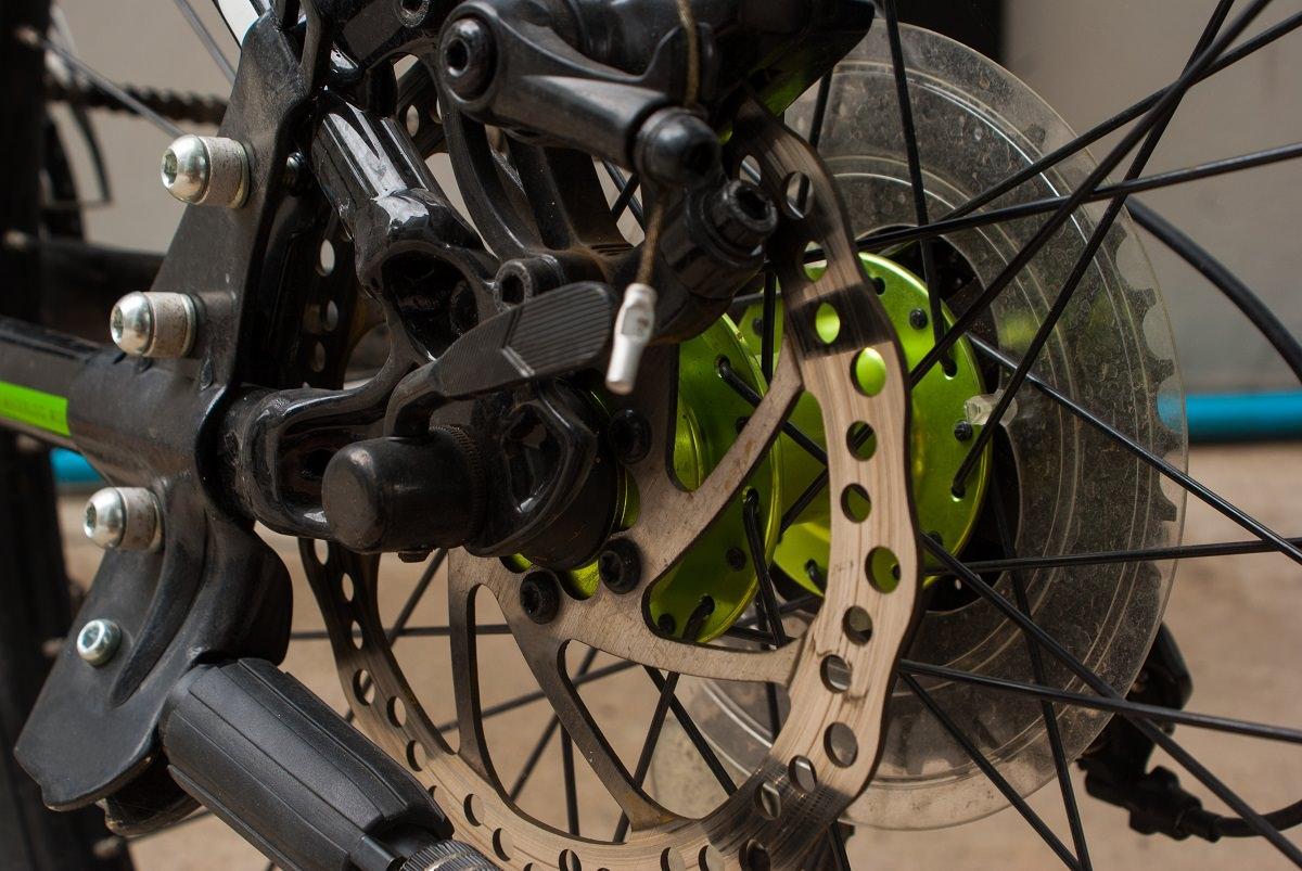 Bike disc brake
