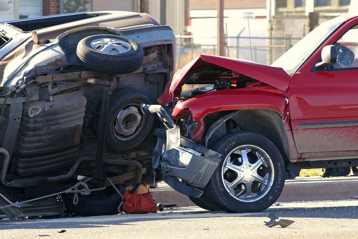 Traffic crash