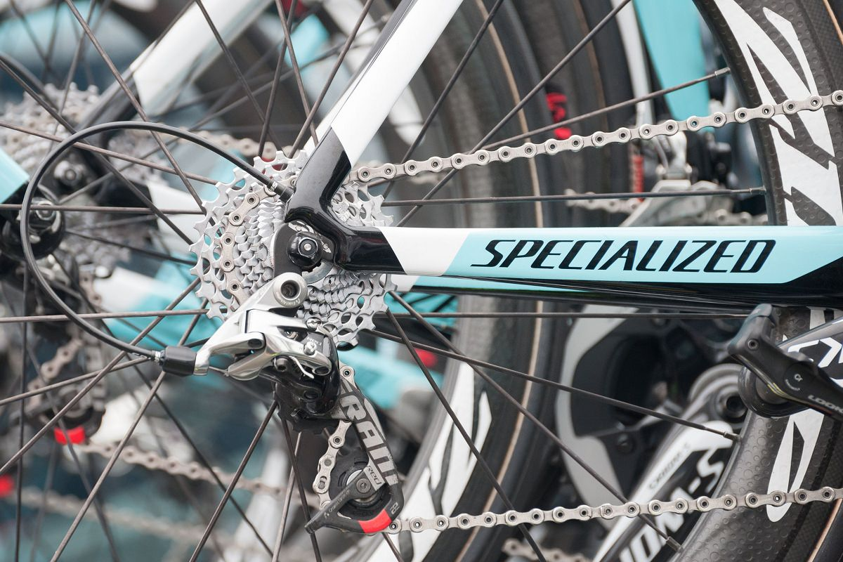 Road bike gears