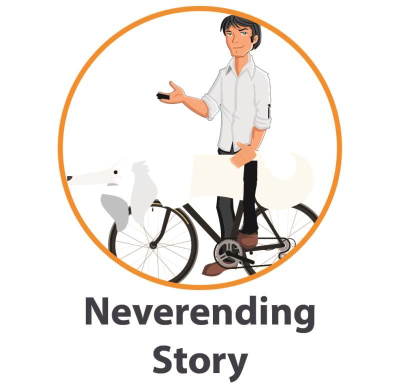 Never Ending Story costume