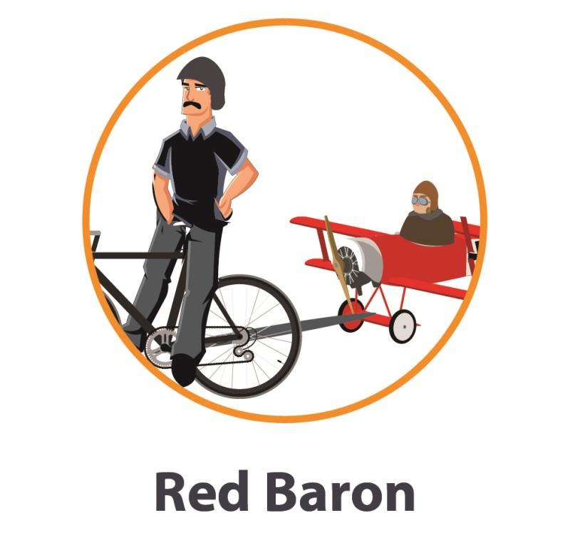 Red Baron costume