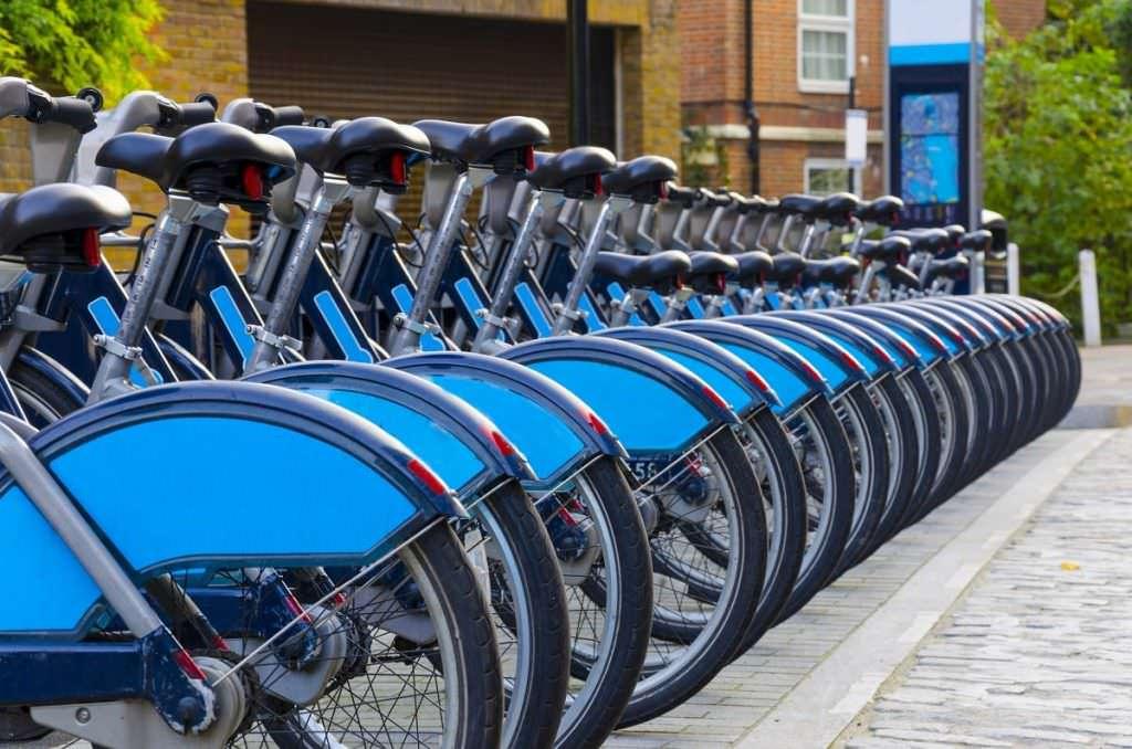 London bikeshare