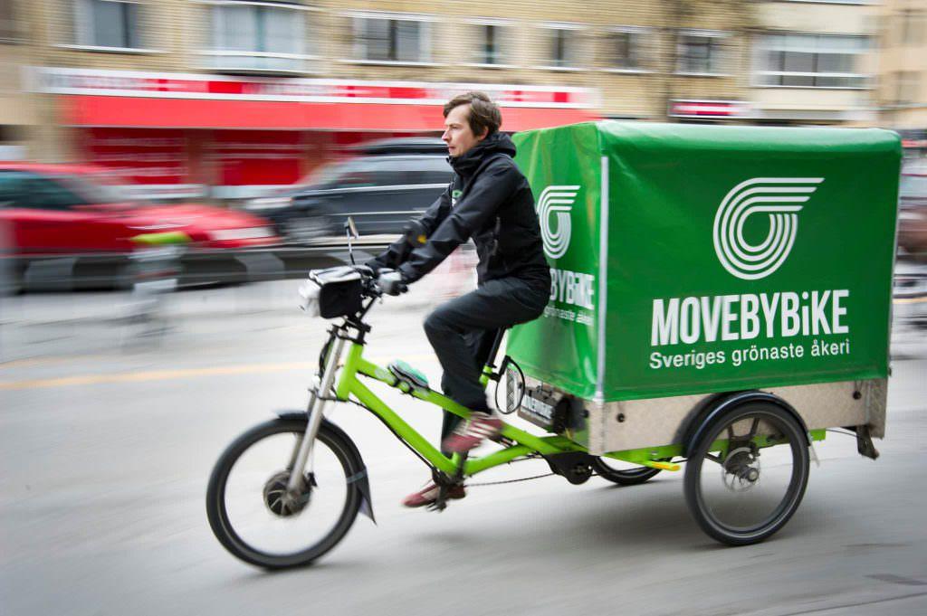 Swedish bike movers