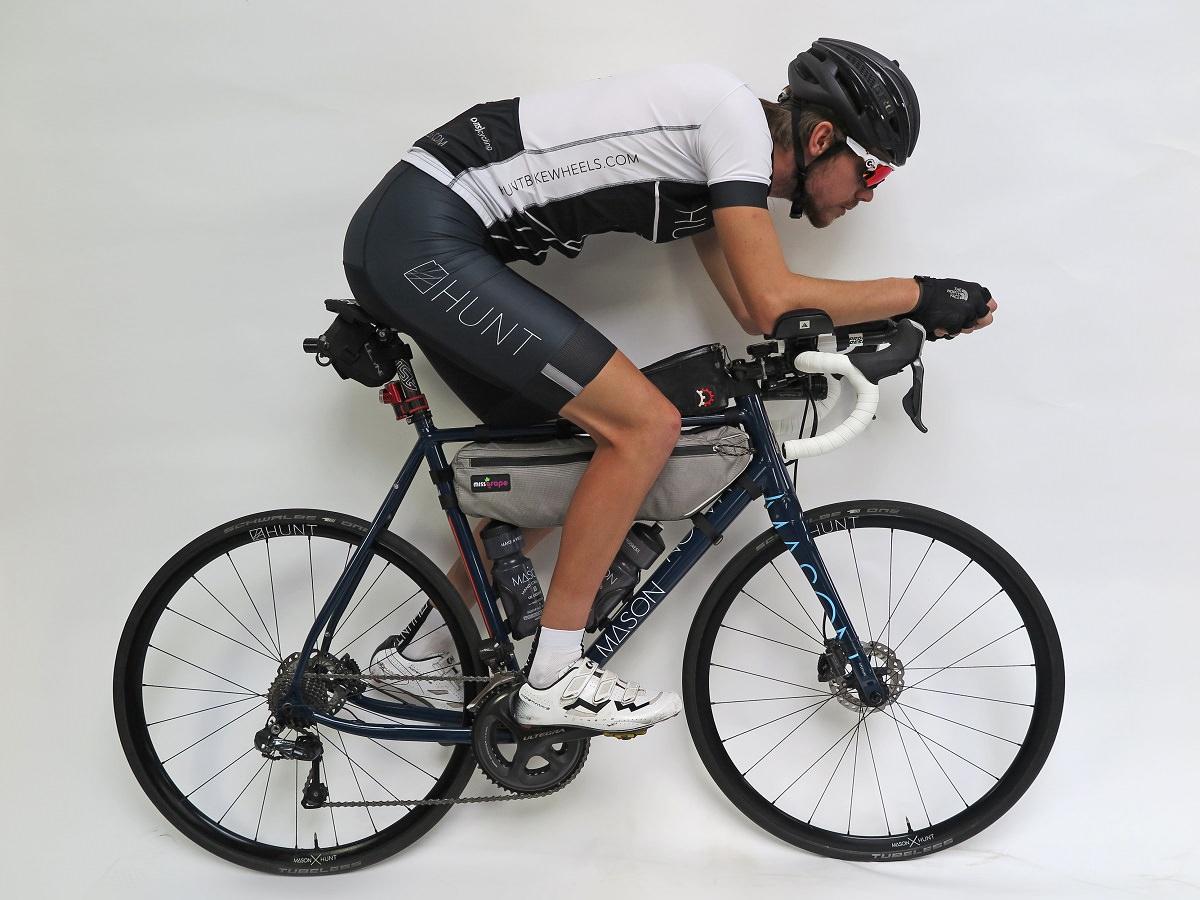 Josh Ibbett cycling