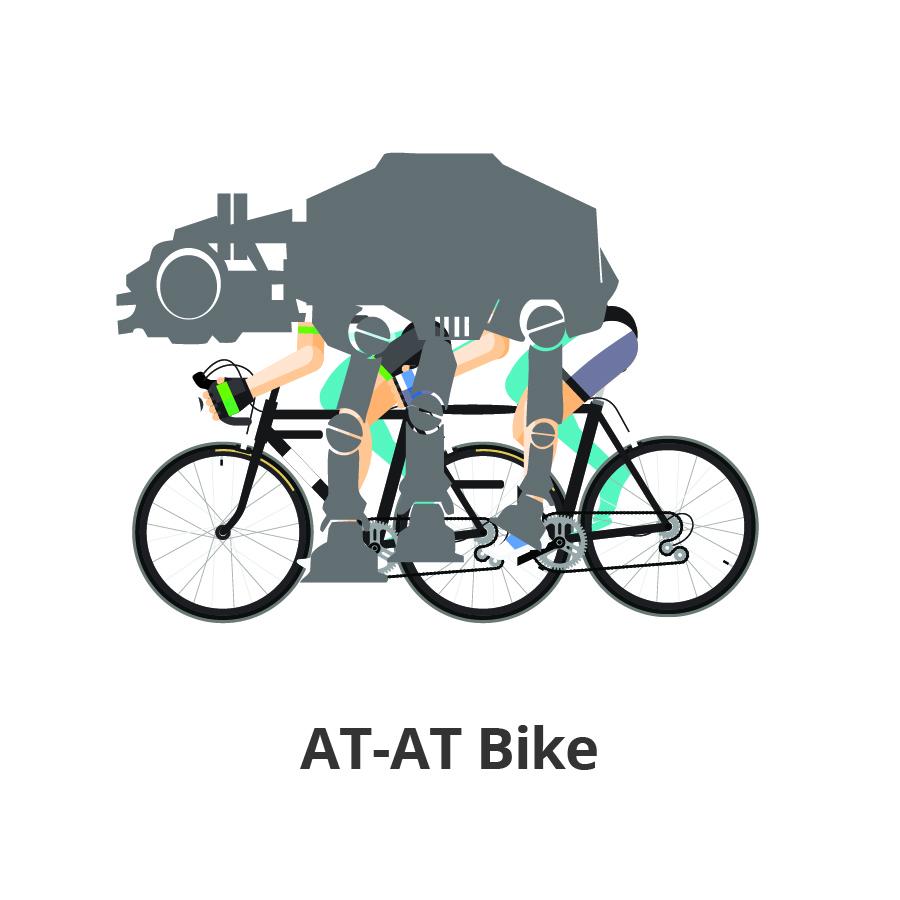 AT-AT Bike