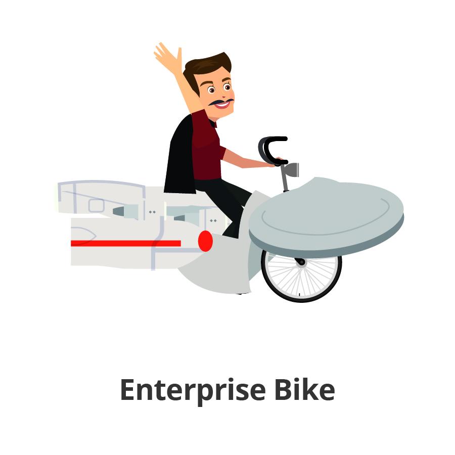 Enterprise Bike