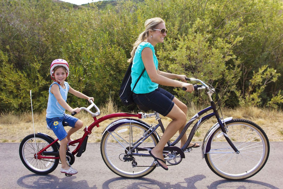How To Find The Best Kids Trailer Bike For Your Child