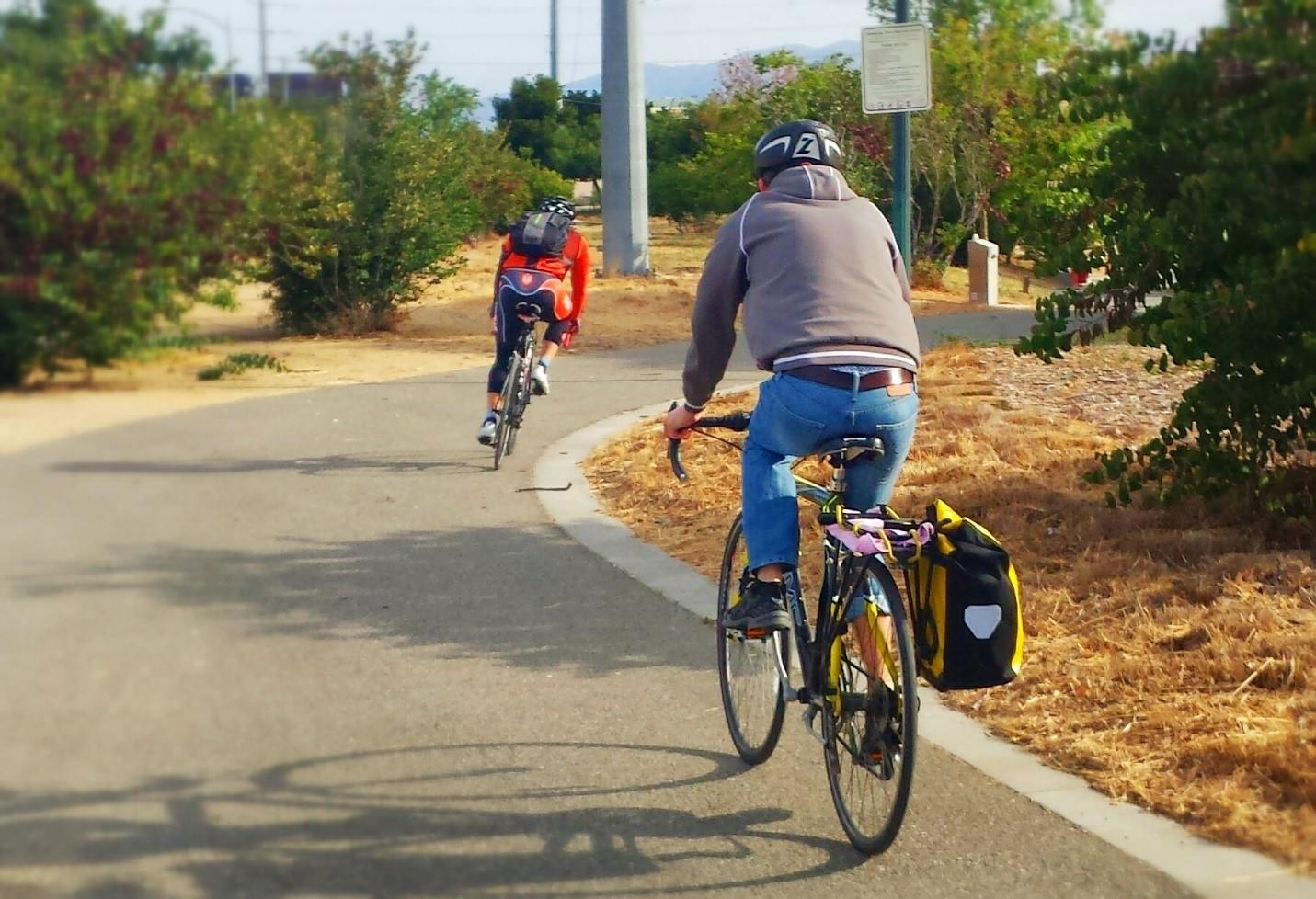 Bike cummute