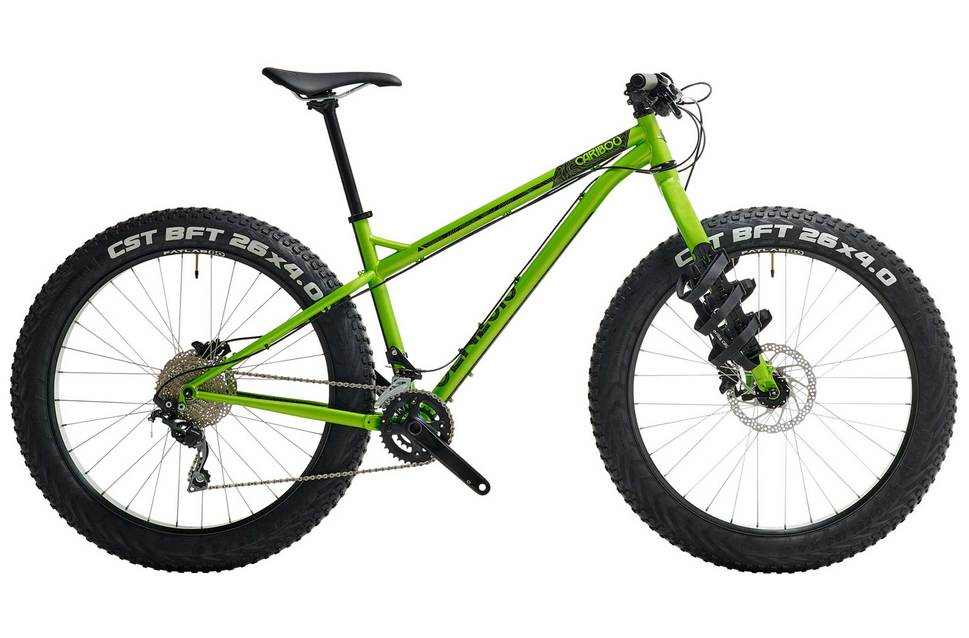 My What Big Tires You Have Genesis Caribou Review