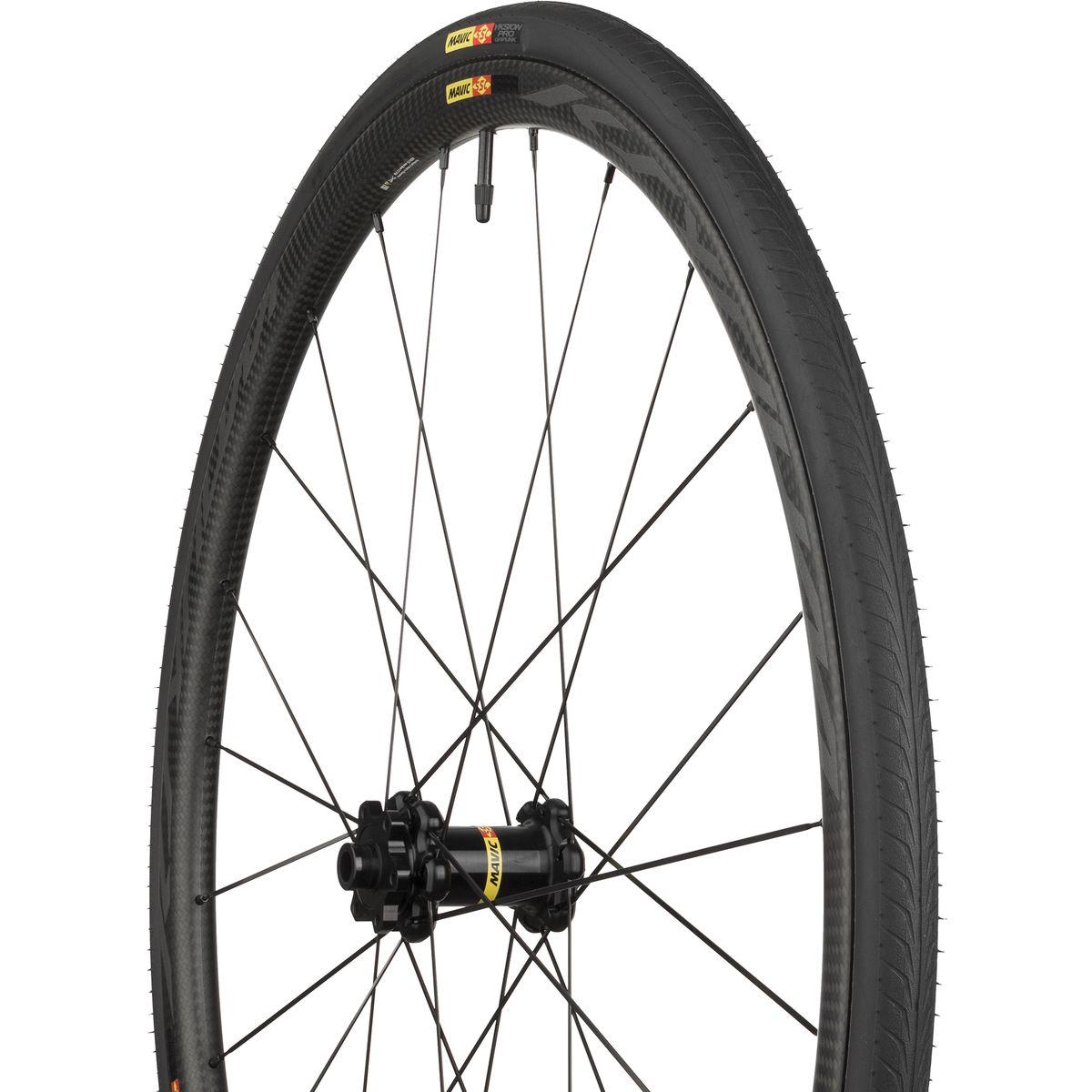 Mavic Ksyrium Pro Carbon SL Disc Wheelset Clincher Black Shimano SRAM 11-Speed