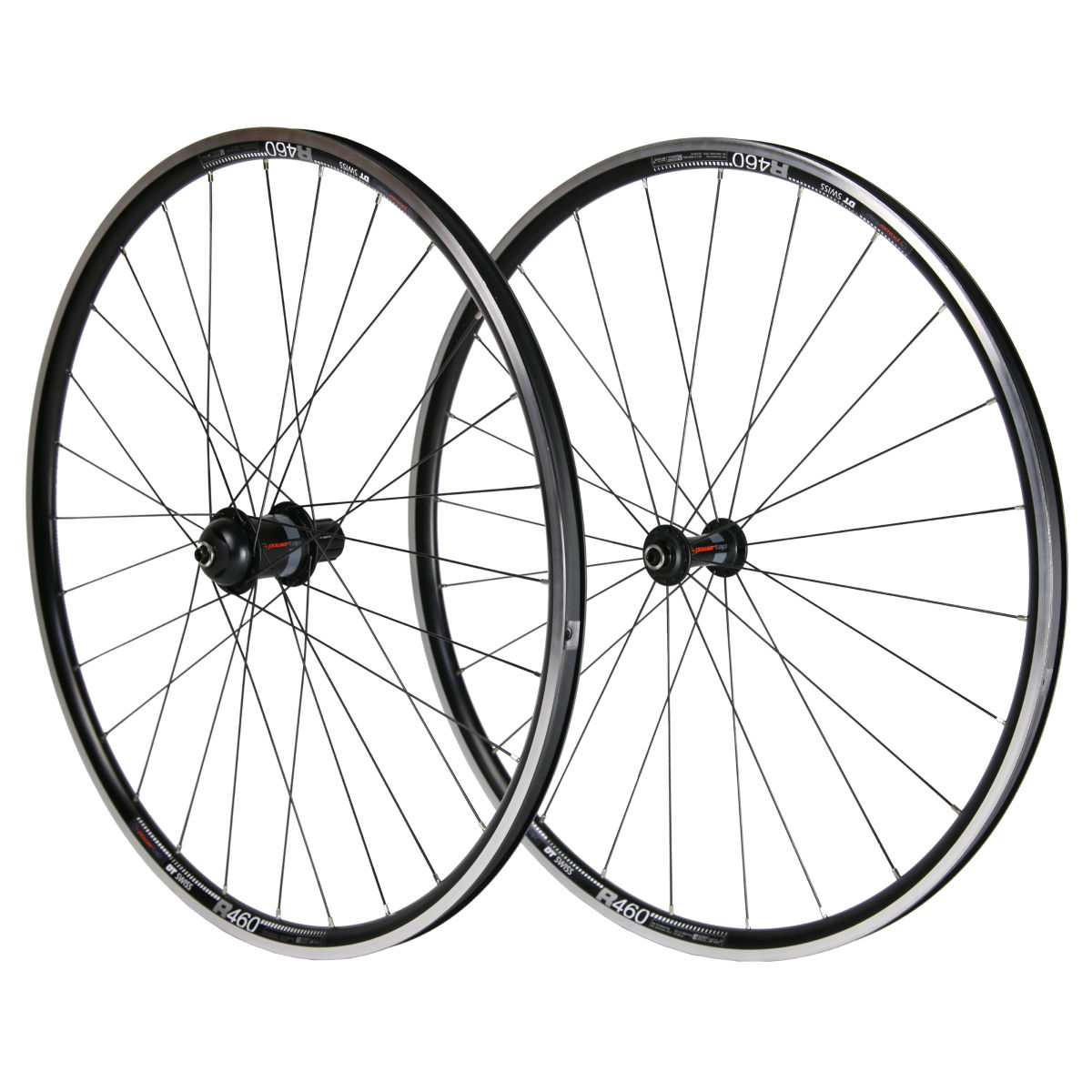 PowerTap G3 DT Swiss 460 Alloy Clincher Wheelset Power Training