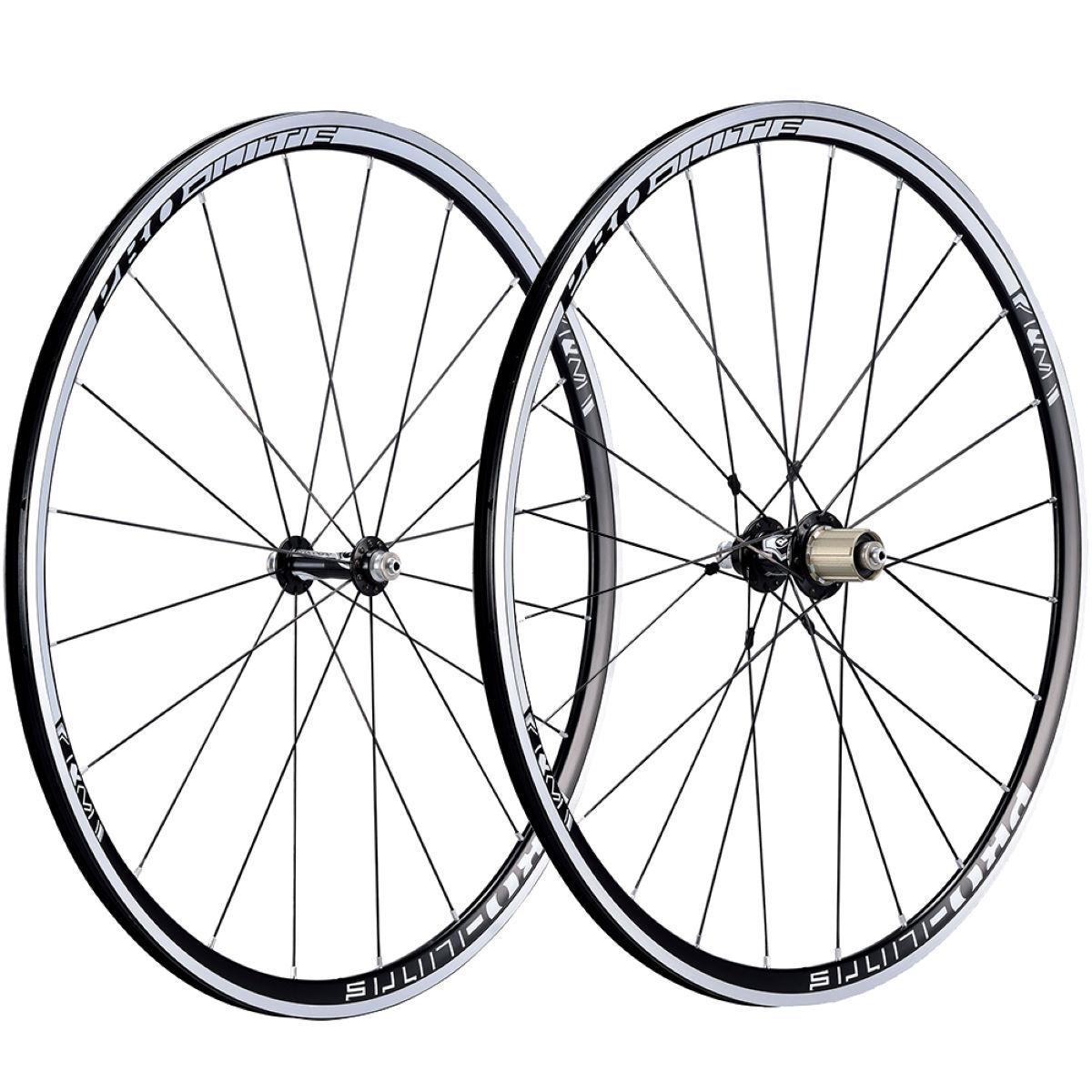 Pro Lite Bracciano 650C 24mm Alloy Clincher Wheelset Performance Wheels