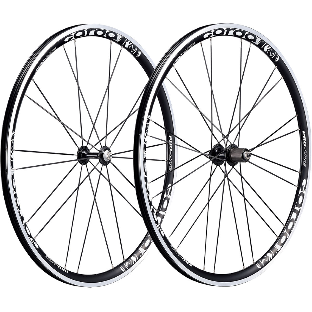Pro Lite Garda DS 650C Alloy Clincher Wheelset Performance Wheels