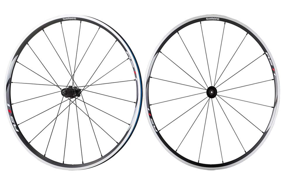 Shimano RS11 9 10 11 Speed Clincher Wheelset Aluminium One