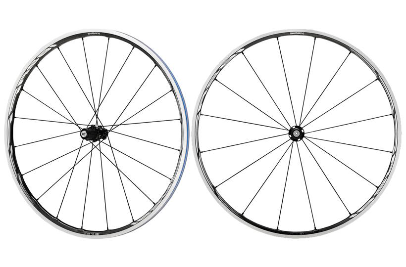 Shimano RS81 C24 9 10 11 Speed Carbon Laminate Clincher Wheelset One