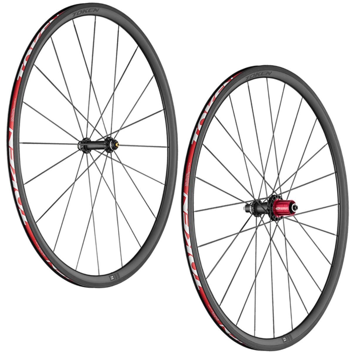 Token C28 Full Carbon Clincher Wheelset Performance Wheels