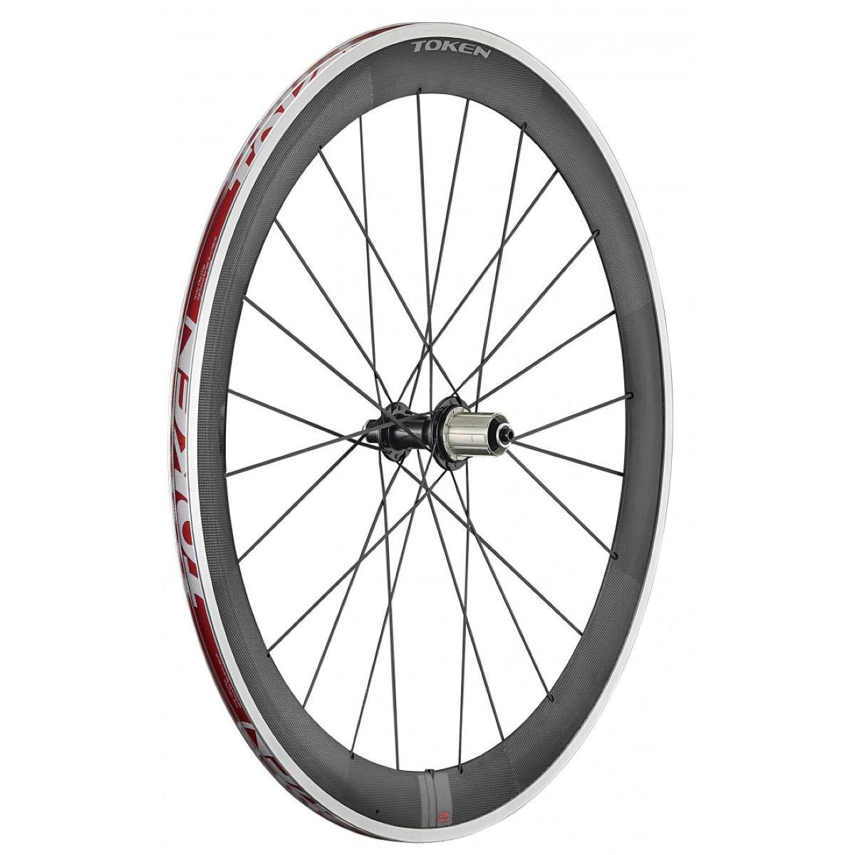 Token C55A Alloy/Carbon Clincher Wheelset Performance Wheels