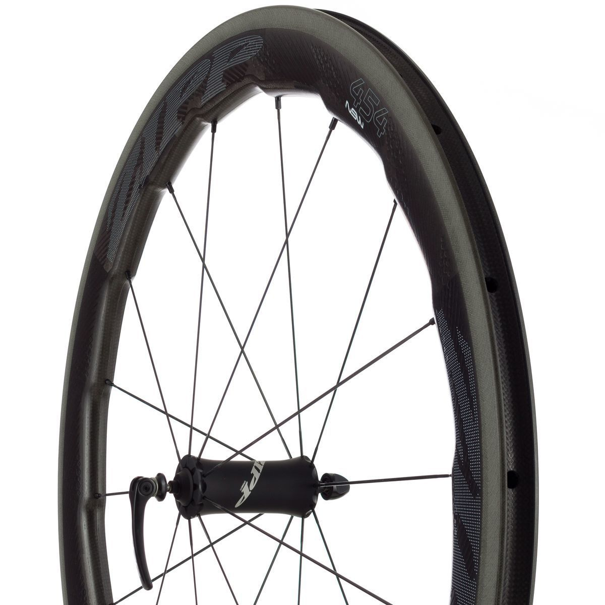 Zipp 454 NSW Carbon Clincher Wheelset Black Campagnolo
