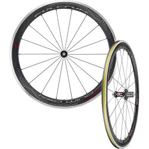 Fulcrum Wind 50 XLR CULT Clincher Wheelset Black Grey Red
