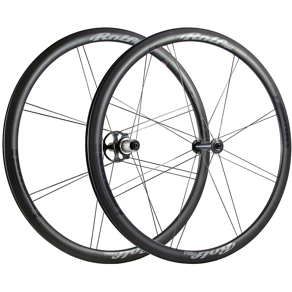 Rolf Prima Ares3 Carbon Clincher Wheelset 2017